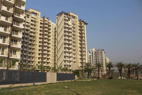M3m woodshire ready to move apartments on dwarka expressway