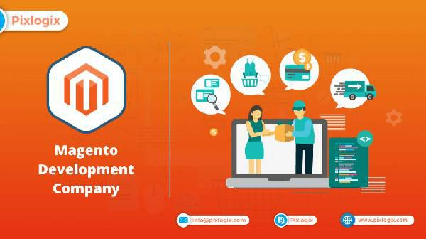 Magento website development services - computer services