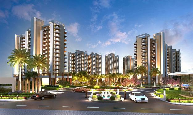 Microtek greenburg ultra lavish ready to movein flats