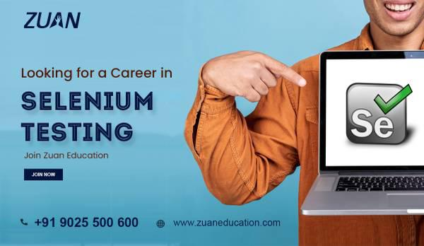 Selenium testing online course training in chennai - lessons