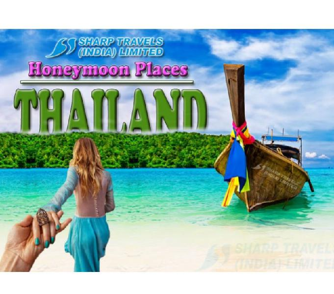 Thailand honeymoon packages from delhi