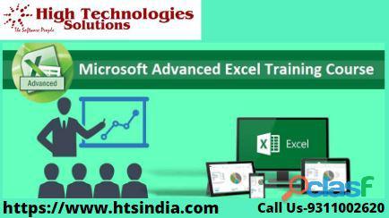 Learn advanced excel course in delhi