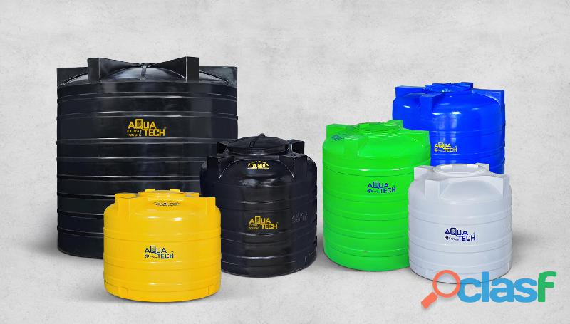 Plastic water tanks manufacturers and loft tank dealers in india   aquatech tanks