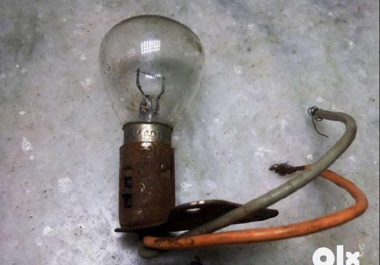 12v bulb car bike battery emergency light lamp inverter