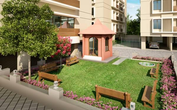 2 BHK Flat In Vadsar | 2 BHK Apartments In Vadsar | Othello