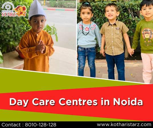 Day care centres in noida - creative services