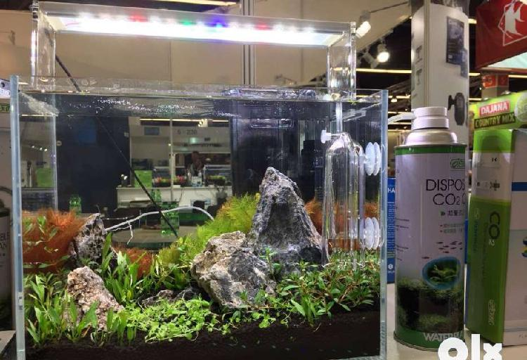 Planted aquarium lights for all type of size. we