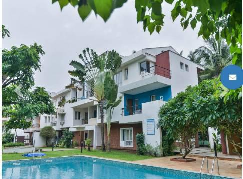 Visit Best Villas in Candolim Beach - North Goa -