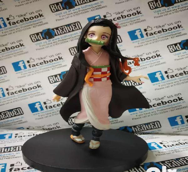 Anime nezuko denon slayer action figure toy