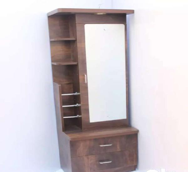 Dressing table,wardrobe, almari bed factory outlet