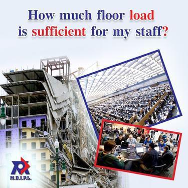 Load bearing modular building