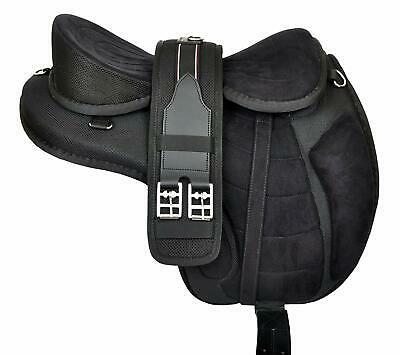 New saddle horse treeless freemax synthetic horse saddle