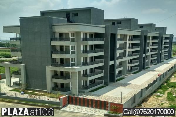 Plaza 106 Studio Apartments on Dwarka Expressway Gurgaon -