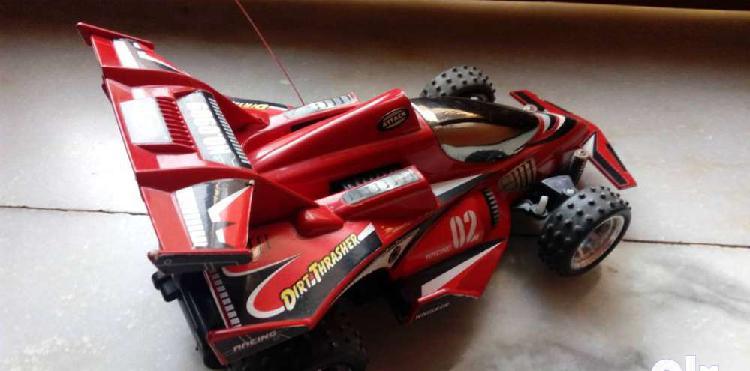 Rc dirt racing remote control car.