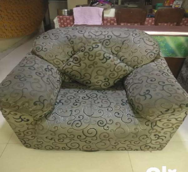 Sofa in moderate condition for sale