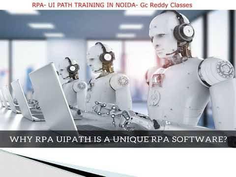UI Path Training in Noida - lessons & tutoring