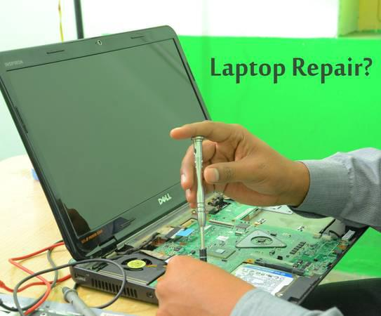 dell laptop service center in hyderabad - computer services