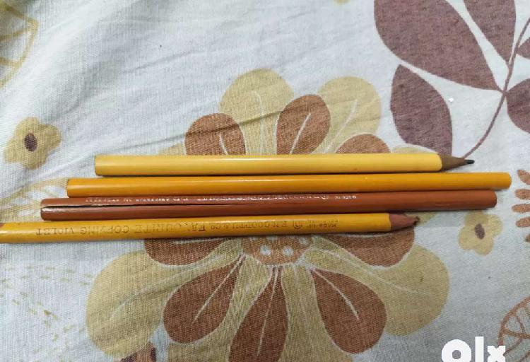 Antique pencils