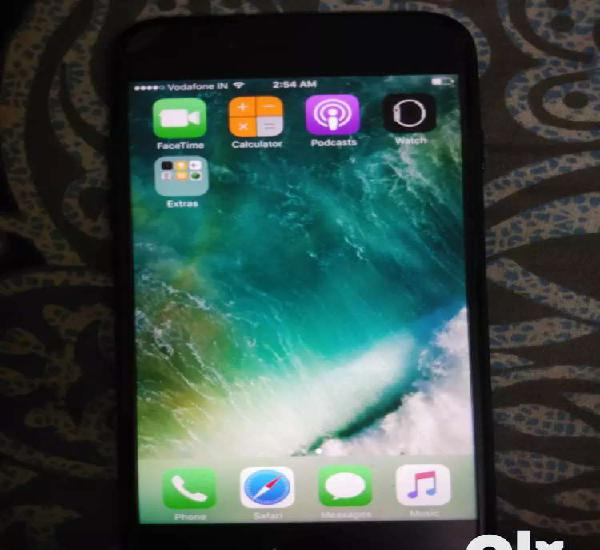 Iphone 7 black 32gb less use good condition