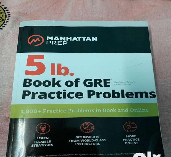 Manhattan Prep 5lb GRE