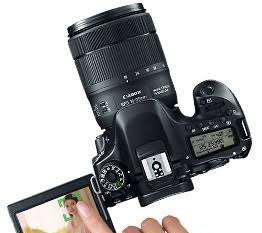 Rent on camera canon 80d hire camera dslr 1000/- per day