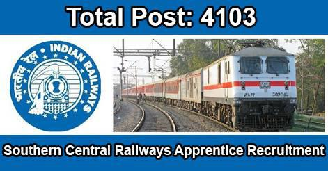 South Central Railway Recruitment 2019 - government