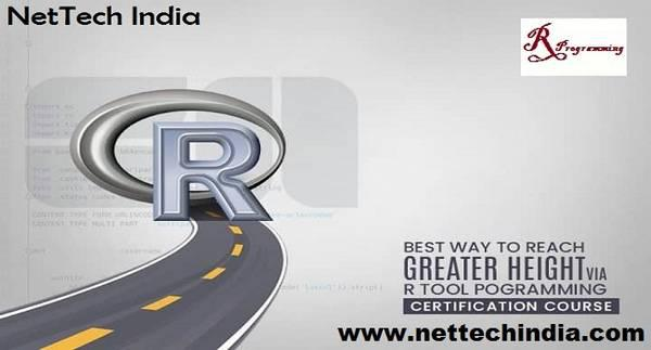 Get Best Training on R Language from NetTech India -