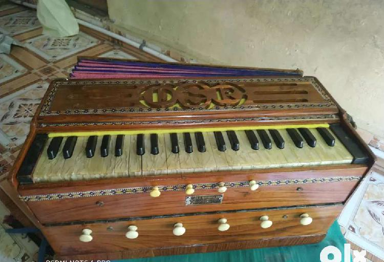 Paris bas male old harmonium.