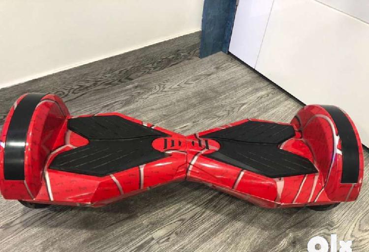 Segway hoverboard