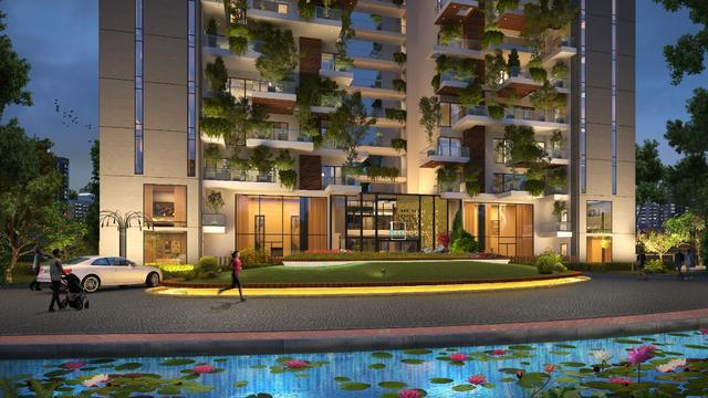 Atmos 3bhk flats at gomti nagar extension
