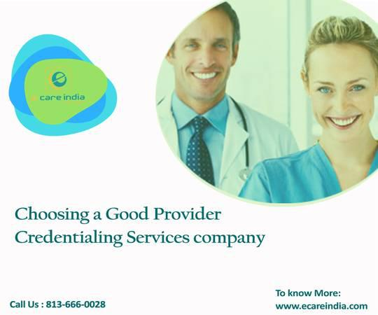 Choosing a Good Provider Credential Service company - small