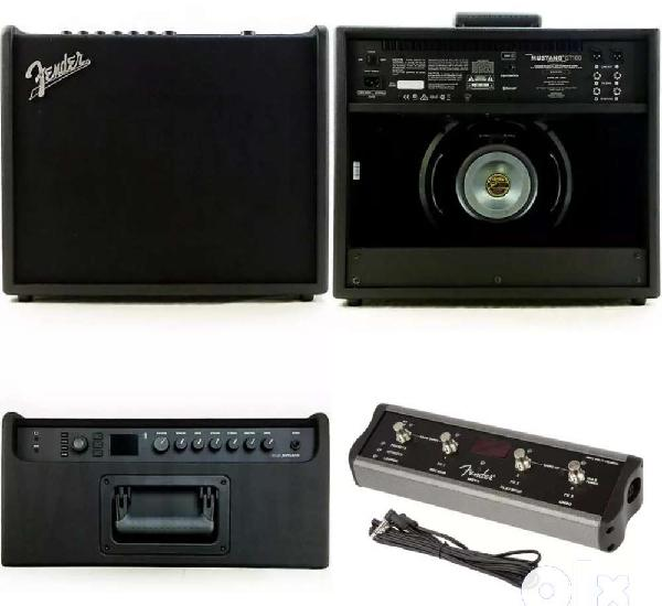 Fender amplifier mustang gt100