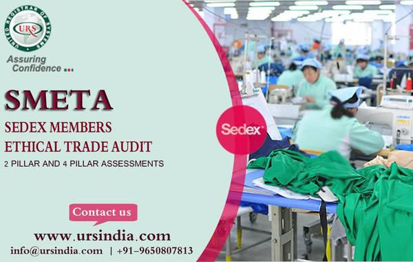 Sedex audit services in coimbatore - skilled trade services