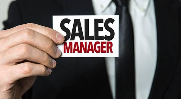 Sales Manager-Healthcare - sales
