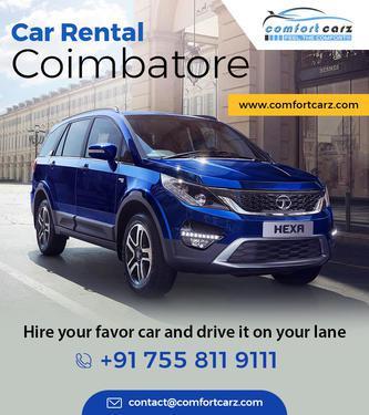 Selfdrive carsbest self drive cars in coimbatore comfortca