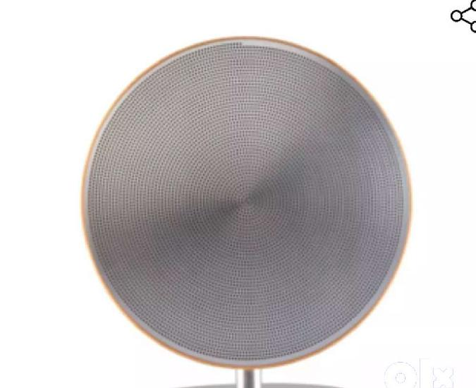 Timber bluetooth speaker
