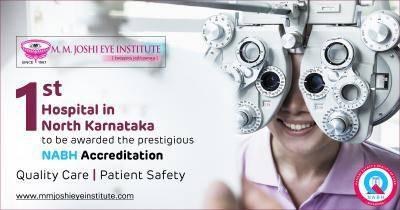Best Eyecare Hospital in Nothkarntaka - MMJoshi Eye