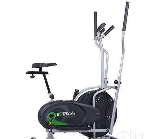 Body rider brd2000 elliptical trainer and exercise bike