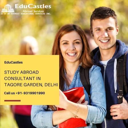 EduCastles - Study Abroad Consultant in Tagore Garden, Delhi