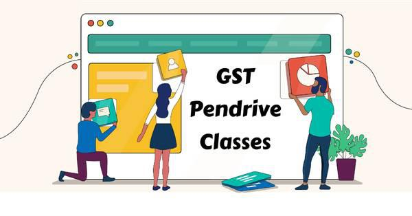 GST Pendrive Classes in Uttam Nagar - computer services