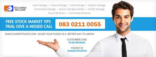 Indian Share Market Tips Provider for Stocks and Commodity -