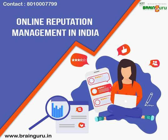 Online Reputation Management in India - computer services