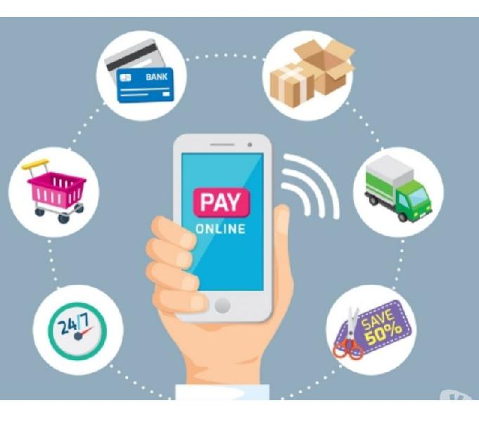Payment gateway integration development @ affordable price