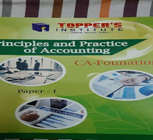 Principles and practice of accounting.