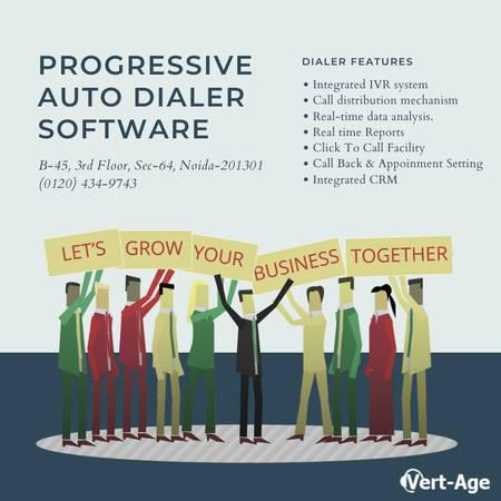 Progressive Dialer Software for your Business - small biz