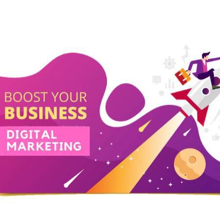 Web Development & Digital Marketing (Low Cost Services) -