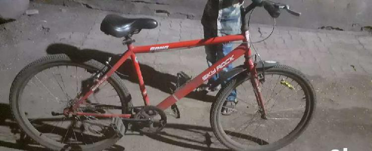 As from compared to new bicycle good
