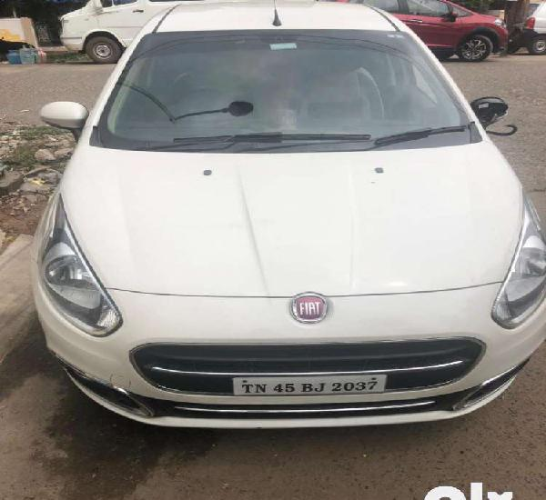 Fiat punto evo emotion multijet 1.3, 2016, petrol