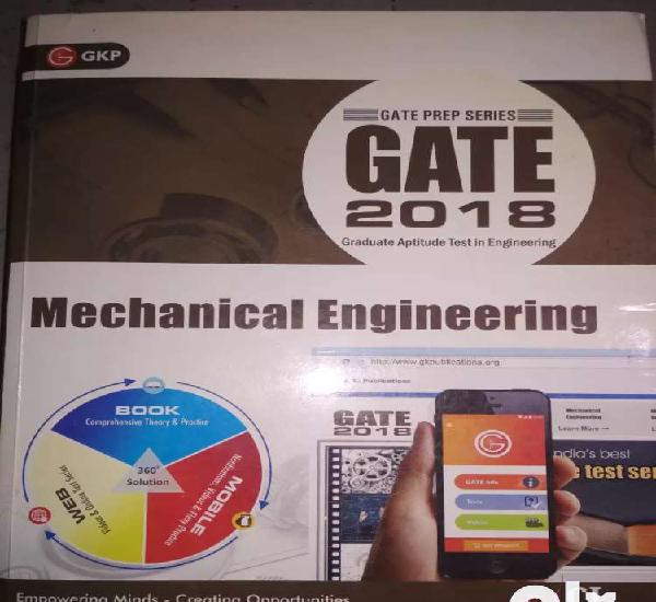 Gate mechanical engineering previous years