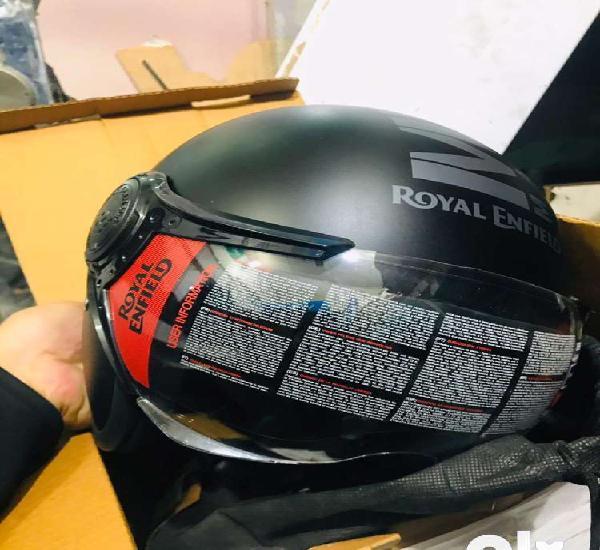 New helmate royal enfield